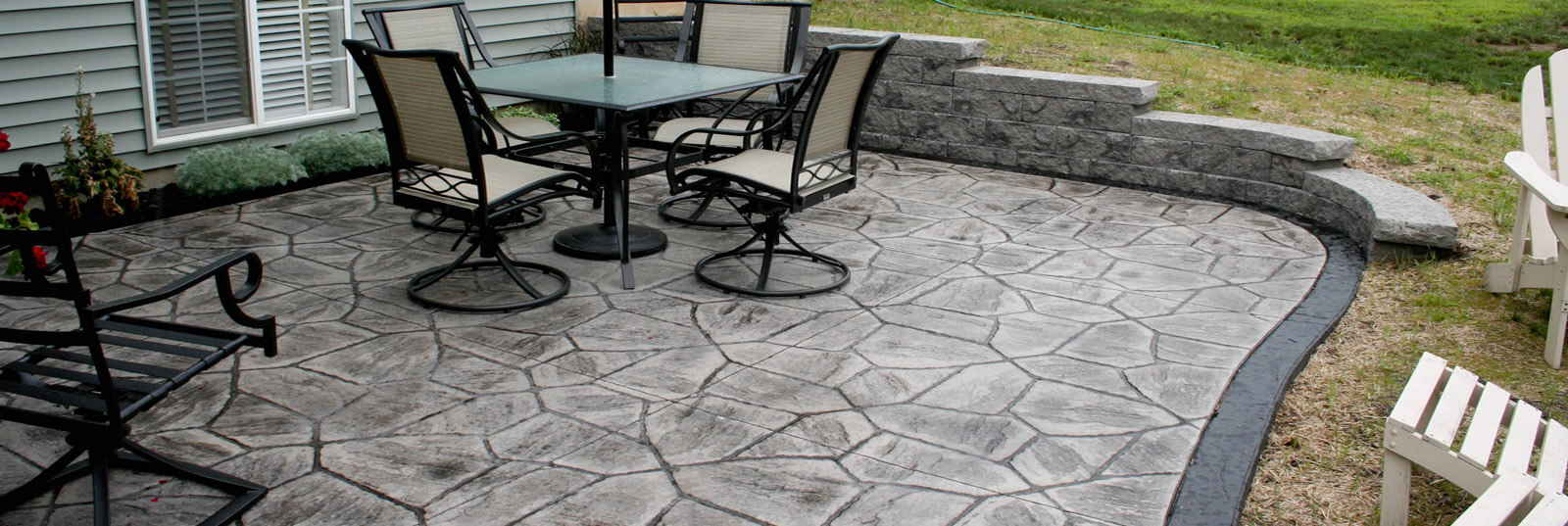 Stamped Concrete Masons Pittsford, NY